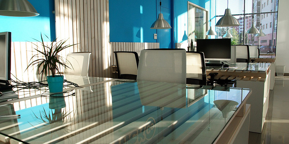Raised Flooring Applications - General Office Applications