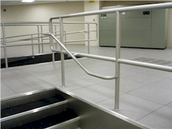 Ramps Steps Rails Pro Access Floors