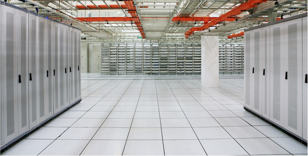 Computer Flooring Applications - Servers Rooms